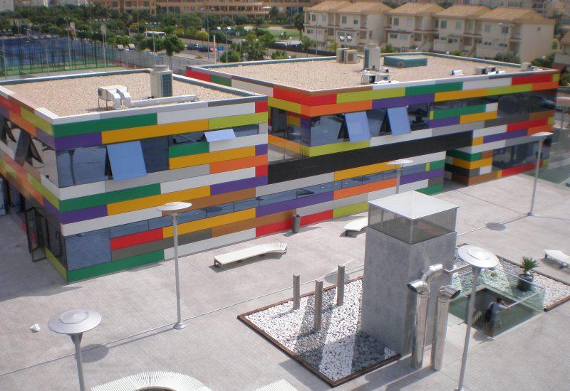 Centros de Ocio Instalaciones 1