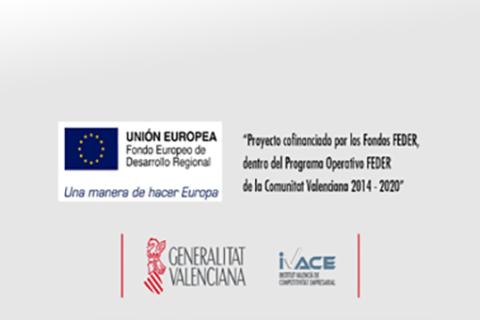 Apoyo financiero de IVACE a través del Programa Digitaliza CV
